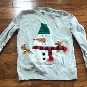 Holiday sweater from Forever 21